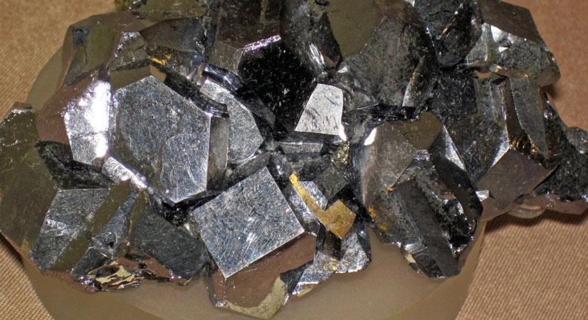 شیمی فلز سرب و روی