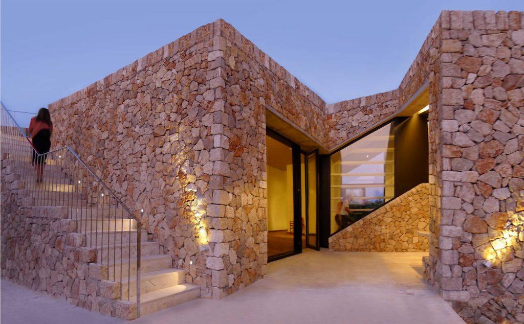 سنگهای ساختمانی و انواع آن
