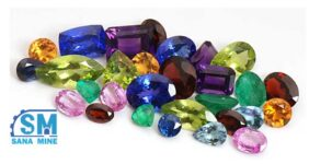 سنگ قیمتی و نیمه قیمتی