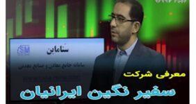 معرفی شرکت سفیر نگین ایرانیان(سنا)